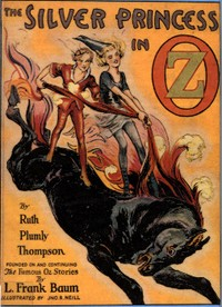 cover for book The Silver Princess in Oz