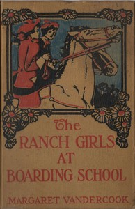 cover for book The Ranch Girls at Boarding School