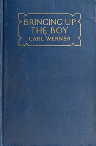 cover for book Bringing up the Boy