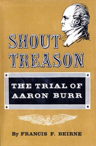 cover for book Shout Treason
