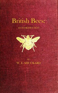 cover for book British Bees