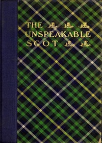 cover for book The Unspeakable Scot