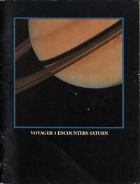 cover for book Voyager 1 Encounters Saturn
