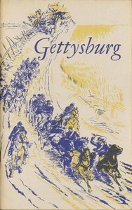 cover for book Gettysburg National Military Park, Pennsylvania
