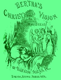 cover for book Bertha's Christmas Vision: An Autumn Sheaf