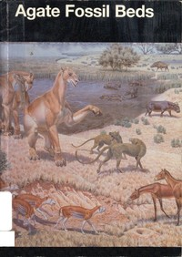 cover for book Agate Fossil Beds National Monument, Nebraska