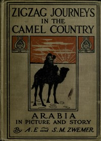 cover for book Zigzag Journeys in the Camel Country