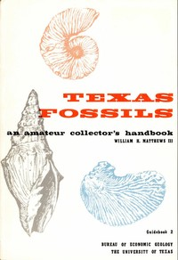 cover for book Texas Fossils: An Amateur Collector's Handbook