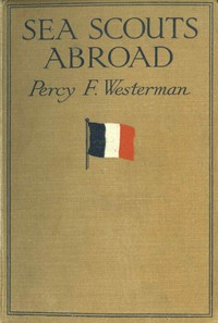 Cover of the book Sea Scouts Abroad by Percy F. (Percy Francis) Westerman