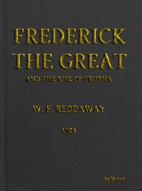 cover for book Frederick the Great