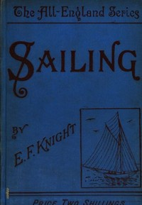 cover for book Sailing