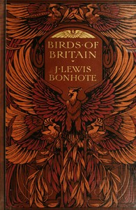 Cover of the book Birds of Britain by J. Lewis Bonhote