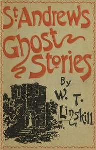 cover for book St. Andrews Ghost Stories