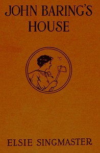 cover for book John Baring's House