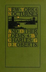cover for book New York Nocturnes and Other Poems