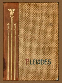 cover for book Pleiades Club Year Book 1910
