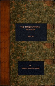 cover for book The Manoeuvring Mother