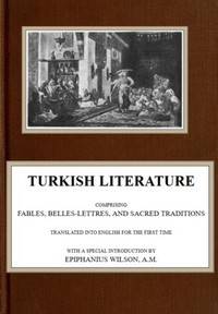 cover for book Turkish Literature