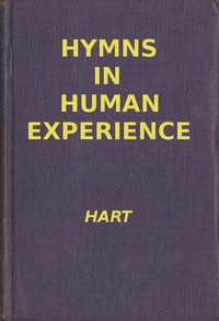 cover for book Hymns in Human Experience