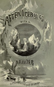 cover for book After Icebergs with a Painter