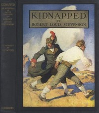 cover for book Kidnapped (Illustrated)