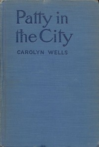 cover for book Patty in the City