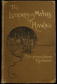 cover for book The Legends and Myths of Hawaii