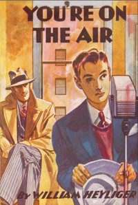 cover for book You're on the Air