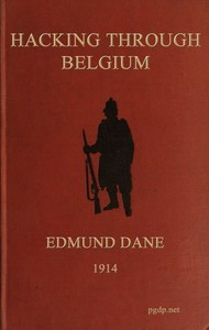 cover for book Hacking Through Belgium