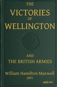 cover for book The Victories of Wellington and the British Armies