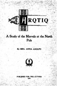 cover for book Arqtiq