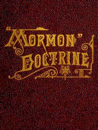 cover for book Mormon Doctrine Plain and Simple