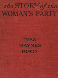 cover for book The Story of The Woman's Party