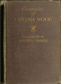 cover for book Chronicles of Chicora Wood
