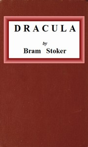 Cover of the book Dracula by Bram Stoker