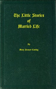 cover for book Little Stories of Married Life