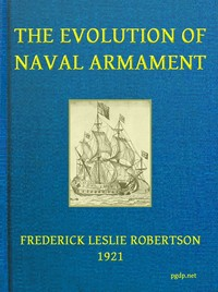 cover for book The Evolution of Naval Armament