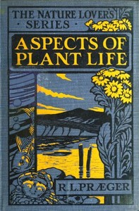 cover for book Aspects of plant life; with special reference to the British flora