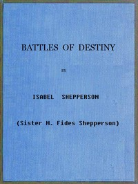 cover for book Battles of Destiny