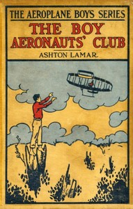cover for book The Boy Aeronauts' Club