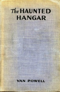 cover for book The Haunted Hangar