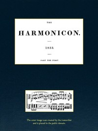 cover for book The Harmonicon