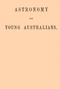 cover for book Astronomy for Young Australians