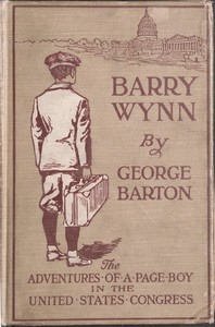 cover for book Barry Wynn