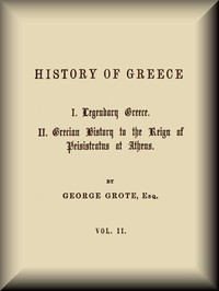 cover for book History of Greece, Volume 02 (of 12)