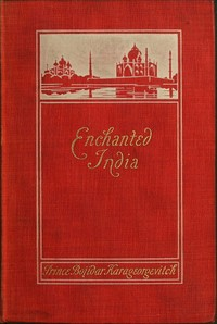 cover for book Enchanted India