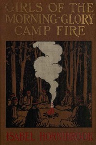 cover for book Girls of the Morning-Glory Camp Fire