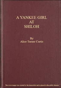 cover for book A Yankee Girl at Shiloh