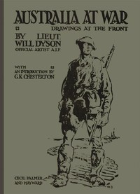 cover for book Australia at War