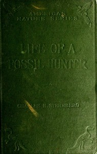 cover for book The Life of a Fossil Hunter